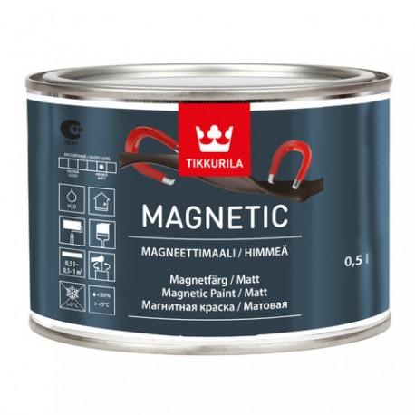 TIKKURILA Farba Magnetyczna MAGNETIC