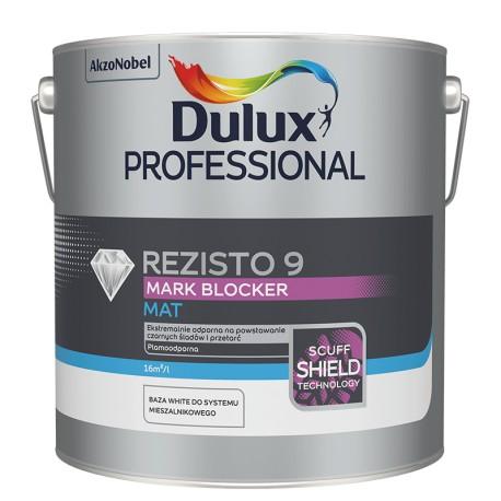DULUX Professional Rezisto 9 Blocker White