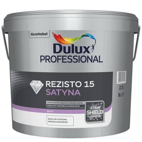DULUX Professional Rezisto Satin 15