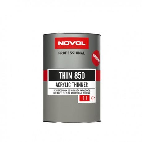 NOVOL THIN 850 Rozcieńczalnik akrylowy