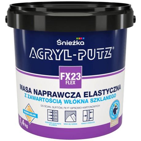 ACRYL-PUTZ Flex Pęknięcia