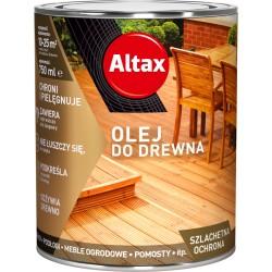 ALTAX Olej do drewna