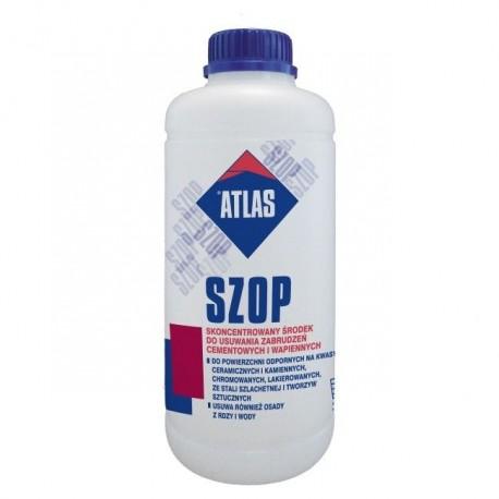 ATLAS Szop Czyszczenie Zabrudzeń Cementowych