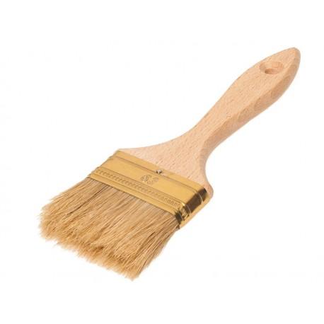 Pędzel angielski drewniany