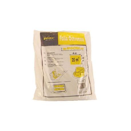 Folia malarska średnia (żółta)